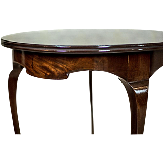 Coffee Table, Circa 1880