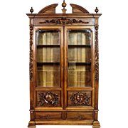 French Bookcase 19th Century