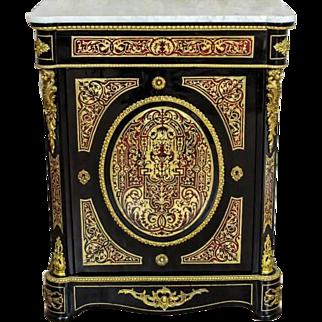 Unique Boulle Dresser - ca. 1850