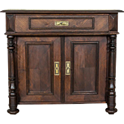 Eclectic Cabinet from the 19th Century