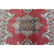 Antique Handmade Authentic Caucasian Rug - 150+ years - 165 x 112 cm - 5.4 x 3.7 ft