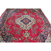 Handmade Authentic Persian Tabriz Shabestar Rug - 30 years - 300 x 200 cm - 9.8 x 6.5 ft
