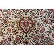 SIGNED Handmade Authentic Persian Tabriz Rug - Signed - 70 years - 350 x 230 cm - 11.4 x 7.5 ft