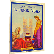 The Illustrated London News May 15 1937 Coronation Ceremony King George VI