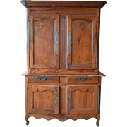 18th Century French Buffet à Deux Corps