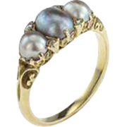Pearls From The Shore Onto Your Fingers