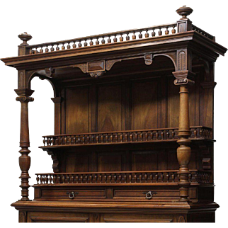 French Renaissance Revival Cabinet, late 19th century