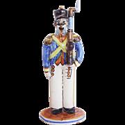 Jose Gimeno Martinez Spanish Art Pottery Soldado / Soldadito / Soldier Figurine