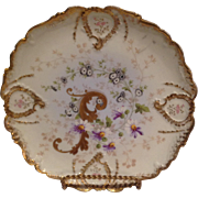 Limoges Serving Tray