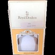Royal Doulton, Mini Sugar Bowl