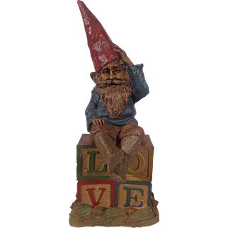 Gnomes by Tim Clark