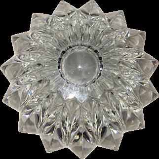 Orrefor's Crystal Bowl