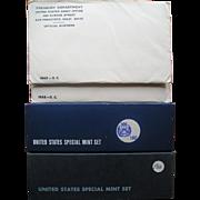 FOUR (4) Unopened Mint Sets - 1966 - 1969!