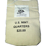 Rare Unopened Mint Bag - 1999 D New Jersey Quarters! $8,850.00 Quarter Inside?