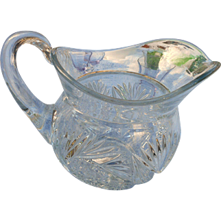 Waterford Crystal 6 inch water pitcher