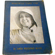 1941 edition of Romantic Cape Cod  by James Mcue many photos