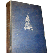 1947 edition  by B A Botkin  great yankee folklore hard cover A Treasury of New England Folklore