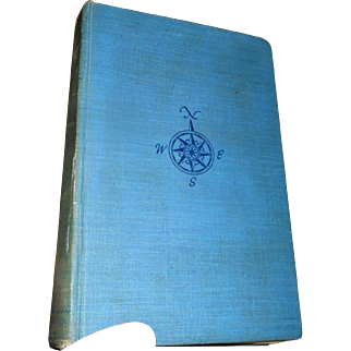 1946 first printing Blue Water Men and Other Cape Coders