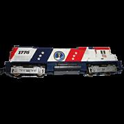 Vintage Tyco  1776 locomotive h o