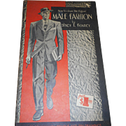 1930 40s publication how to draw the figure male fashion by walter Foster