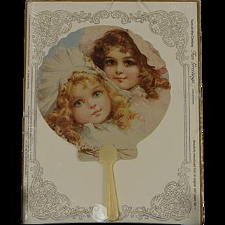 Victorian Girls Fan