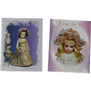 Two Frasher's Doll Auctions Catalogues
