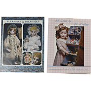 TWO Frasher's Doll Auction Catalogues