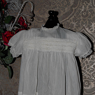 Vintage Empire Baby Doll Dress for Large Bebe