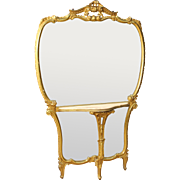 20th Century Italian Cheval Mirror