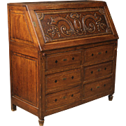 19th Century Dutch Bureau