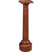 20th Century French Column