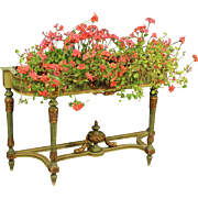 20th Century French Flower Box
