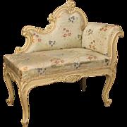 20th Century Venetian Love Seat