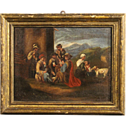 18th Century Lombard Painting