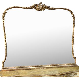 20th Century Italian Mirror
