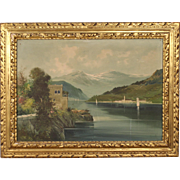 20th Century Italian Painting