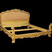 20th Century Venetian Double Bed