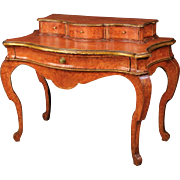 20th Century Spanish Writing Desk