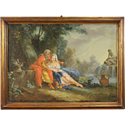 18th Century French Landscape Painting