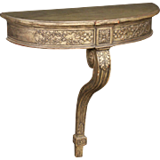20th Century French Console Table