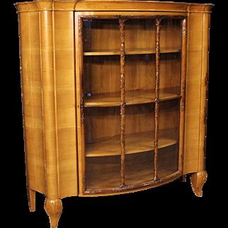 20th Century Dutch Display Cabinet