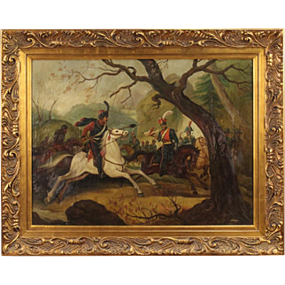 20th Century Italian Oil Painting