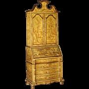 20th Century Venetian Painted Trumeau
