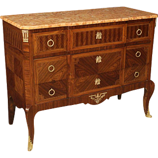 20th Century French Dresser In Transition Style