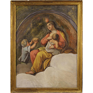 19th Century French Religious Painting