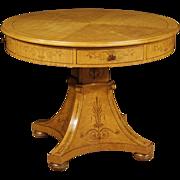 20th Century Italian Inlaid Round Table