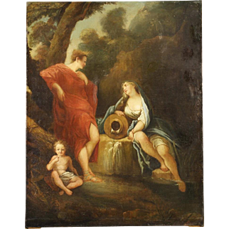 19th Century French Neoclassical Painting