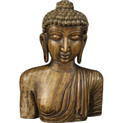 20th Century Oriental Buddha Sculpture