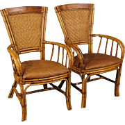 20th Century Design Armchairs Stamped Kalma Ramon Castellano