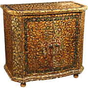 20th Century French Sideboard In Painted Wood